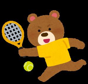 tennis_animal_kuma