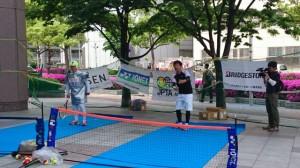第3回ストリートテニスキャラバン開催報告【公益社団法人日本プロテニス協会 公式ブログ】