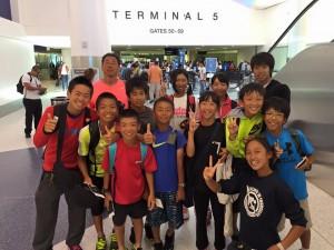 ジュニア ロサンゼルス遠征報告【公益社団法人日本プロテニス協会 公式ブログ】