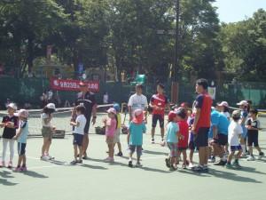 テニスの日 有明イベント報告【公益社団法人日本プロテニス協会 公式ブログ】