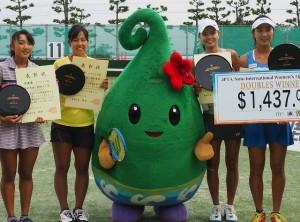 JPTA能登国際女子オープンテニス【公益社団法人日本プロテニス協会 公式ブログ】