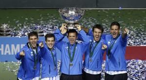 Croatia Tennis Davis Cup Argentina
