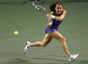 テニス=パンパシフィックOP、決勝はラドワンスカ対ペトロワ