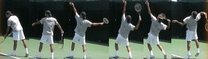 tennis-training-serve