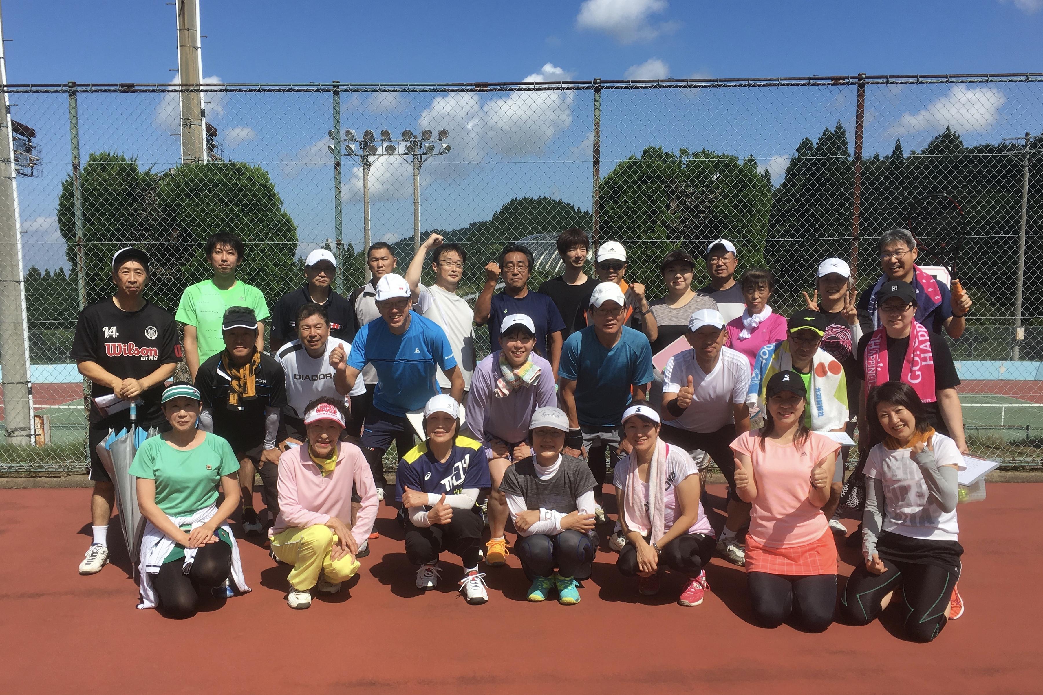 三種町テニス協会 Since2003