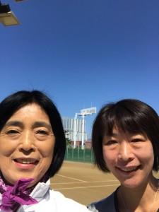 美しい空【佐藤直子のテニスがすべて】