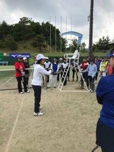 雨【佐藤直子のテニスがすべて】