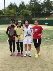 エキジビジョンマッチ【佐藤直子のテニスがすべて】