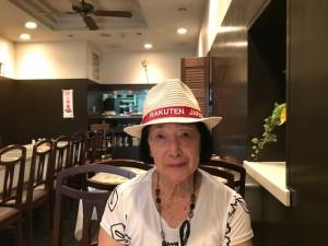 母と私【佐藤直子のテニスがすべて】
