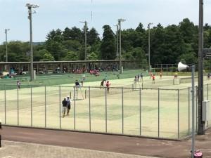 希望の丘公園テニスコート【佐藤直子のテニスがすべて】