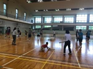 七尾市和倉温泉の元気な子供達【佐藤直子のテニスがすべて】
