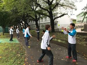 試合前のウォームアップ【佐藤直子のテニスがすべて】