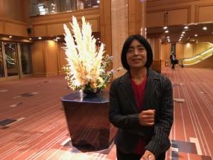 帝国ホテル【佐藤直子のテニスがすべて】