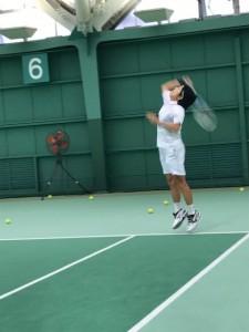 サーブ2【佐藤直子のテニスがすべて】