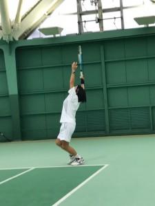 サーブ【佐藤直子のテニスがすべて】