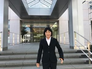 東京国際大学1 キャン【佐藤直子のテニスがすべて】