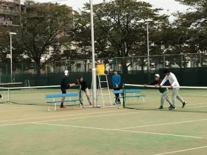 テニス部の部員たち【佐藤直子のテニスがすべて】