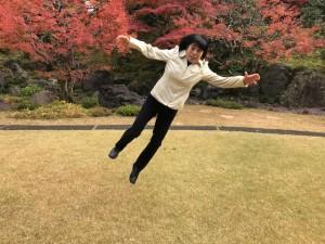 久々のジャンプ【佐藤直子のテニスがすべて】