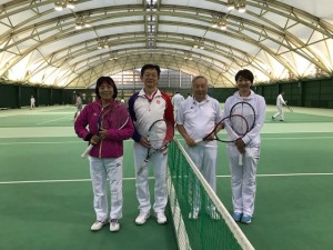 悠遊会テニス【佐藤直子のテニスがすべて】