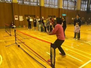 テニスを通して【佐藤直子のテニスがすべて】