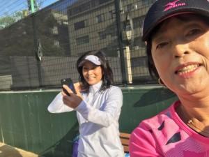 証拠写真【佐藤直子のテニスがすべて】