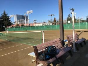 新国立競技場【佐藤直子のテニスがすべて】