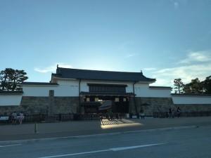 二条城【佐藤直子のテニスがすべて】