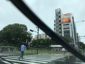 台風と撮影【佐藤直子のテニスがすべて】