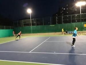 パターン練習【佐藤直子のテニスがすべて】