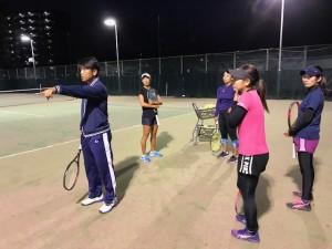 どうしましょう【佐藤直子のテニスがすべて】