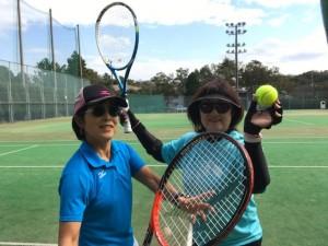 練習【佐藤直子のテニスがすべて】