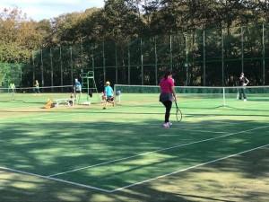 ボールパースン【佐藤直子のテニスがすべて】