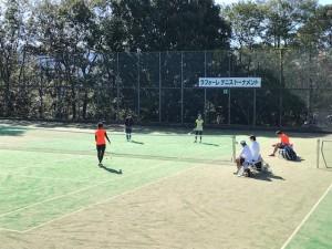 試合開始【佐藤直子のテニスがすべて】