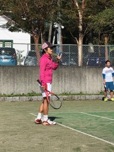 佐藤直子の楽しいレッスン【佐藤直子のテニスがすべて】