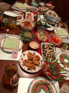 ケモの家でクリスマスパーティー【佐藤直子のテニスがすべて】