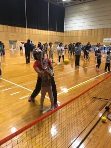 ボレー【佐藤直子のテニスがすべて】