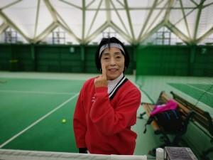 この右目で最後のテニス【佐藤直子のテニスがすべて】