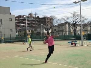 東京国際大学テニス部練【佐藤直子のテニスがすべて】