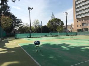 近くの女子大での授業【佐藤直子のテニスがすべて】