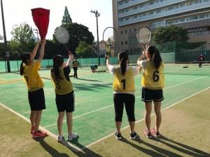 授業終了【佐藤直子のテニスがすべて】