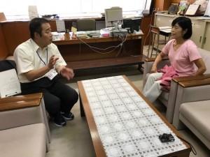 能登鹿島中学校【佐藤直子のテニスがすべて】