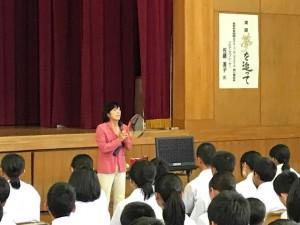 能登香島中学【佐藤直子のテニスがすべて】