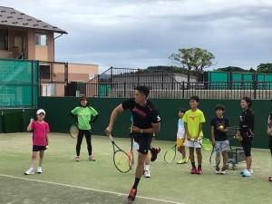 参加者に混じって私も【佐藤直子のテニスがすべて】