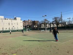 強い風【佐藤直子のテニスがすべて】