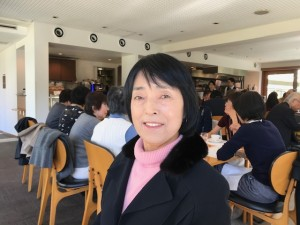 国際文化会館でのランチ【佐藤直子のテニスがすべて】