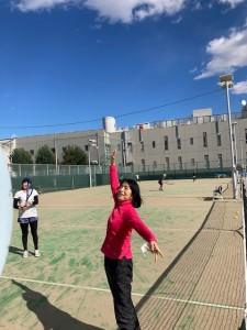 最高のテニス日和【佐藤直子のテニスがすべて】