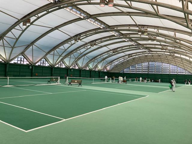 神宮 外苑 テニス クラブ