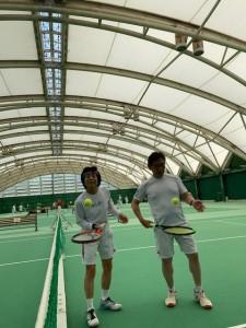 少しずつ【佐藤直子のテニスがすべて】