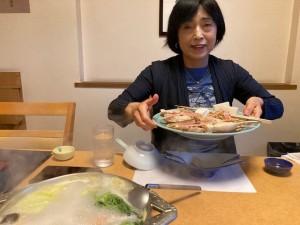 蟹【佐藤直子のテニスがすべて】