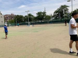 3限授業【佐藤直子のテニスがすべて】